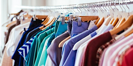 """""""How to Create a Capsule Wardrobe"""" – An Antidote to 'Fast Fashion' tickets"""