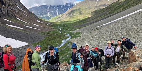 Mongolia & Kamchatka with guest speaker Erika Jacobson from Edgewalkers tickets