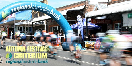 The 2020 Regional Australia Bank New England Festival Criterium tickets