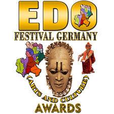 This is all about bringing all Edo together to celebrate our cultural herit logo