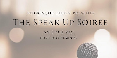 The Speak Up Soiree || Host by Reminiss
