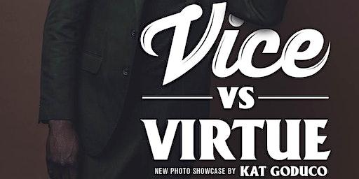 Vice vs Virtue - A Kat Goduco Photo Showcase