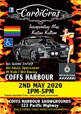CardiGras Coffs Harbour tickets
