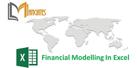 Financial Modelling In Excel 2 Days Virtual Live Training in Dusseldorf tickets