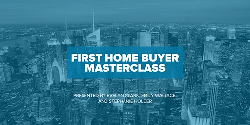 First Home Buyer Masterclass Melbourne