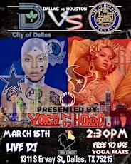 Dallas vs Houston Yoga  tickets