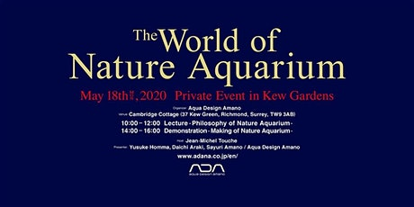 The World of Nature Aquarium tickets