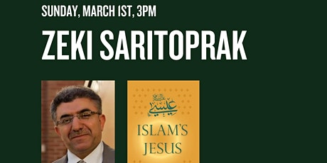 Book-signing and Talk : Islam`s Jesus by Dr. Zeki Saritoprak at Huntington Beach Barnes & Noble tickets