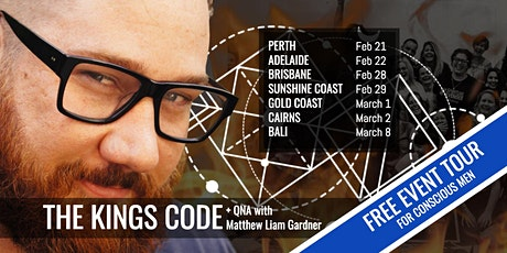 THE KINGS CODE | Cairns tickets