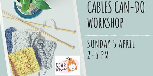 Cables - Can Do Workshop @ FibreFeastSA2020