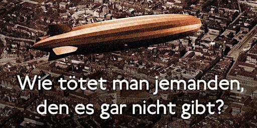 Florian Scherzer liest: Zeppelinpost