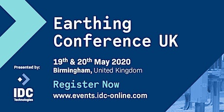 Earthing Conference UK tickets