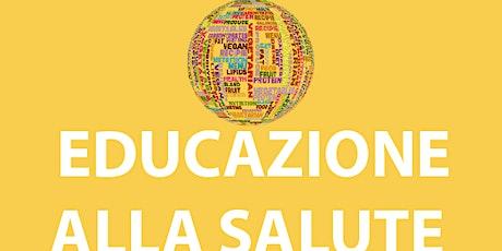 USR SICILIA: Educazione alla salute biglietti