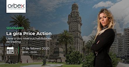 La gira Price Action Uruguay entradas