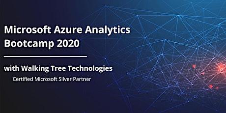 Microsoft Azure Analytics Bootcamp tickets