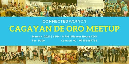 #ConnectedWomen Meetup - Cagayan de Oro (PH) - March 4