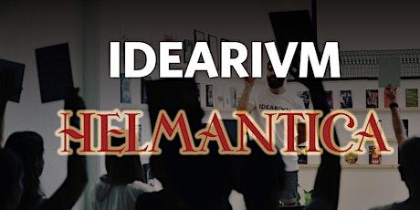 IDEARIVM Helmantica II entradas