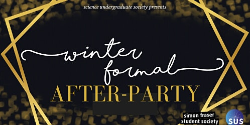 5th Annual Science Winter Formal Official After-Party (19+)