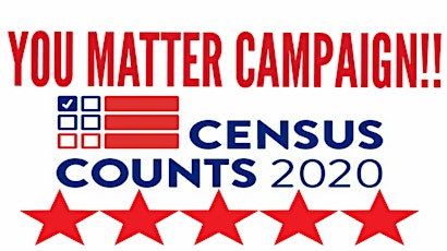 You  Matter Census 2020 tickets
