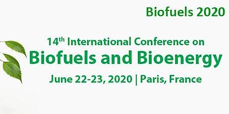 Bio-fuels  Conference 2020 tickets