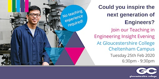 Teaching in Engineering - Insight Evening