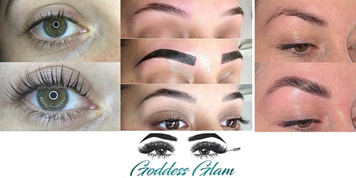 Greenville SC Lash Lift & Tint/ Brow Lamination/ Henna Brow Certification (Training Course)