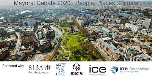Bristol Mayoral Debate 2020 | People, Places, Climate