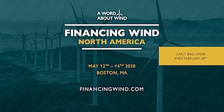 Financing Wind North America 2020 tickets