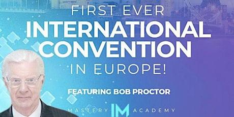 IM LONDON lNTERNATIONAL CONVENTION tickets