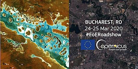 Eyes on Earth Copernicus Roadshow Bucharest Romania tickets