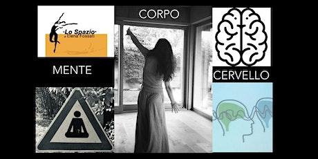CORPO – MENTE – CERVELLO: la mente spiegata al cervello  biglietti