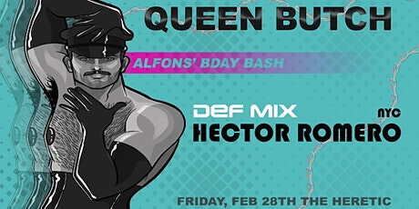 Queen Butch w/ Hector Romero tickets