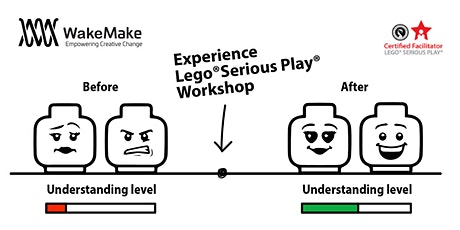 Understanding for Couples with Lego®Serious Play®  tickets