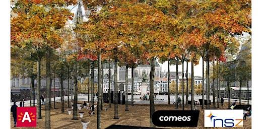 Stad Antwerpen informeert zijn handelaars