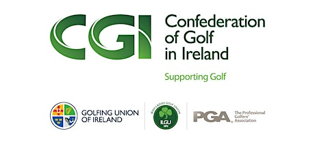 Inclusive Golf Coaching for PGA professionals- 25th March tickets