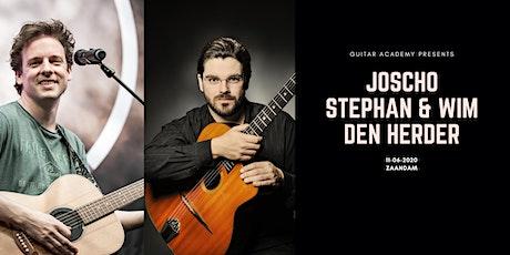 Joscho Stephan & Wim den Herder tickets