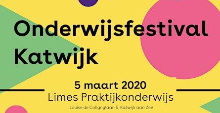 Onderwijsfestival Katwijk tickets