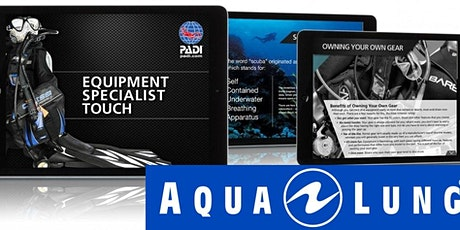 Workshop Equipment PADI/AQUA LUNG biglietti
