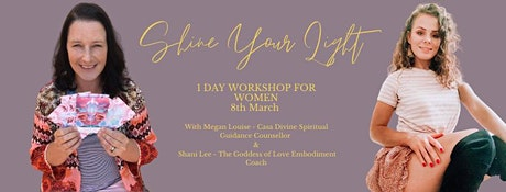 Shine Your Light Workshop  tickets