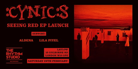 RS Recordings: Cynics EP Launch tickets