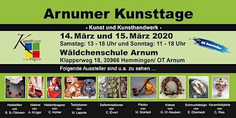 Arnumer Kunsttage Tickets