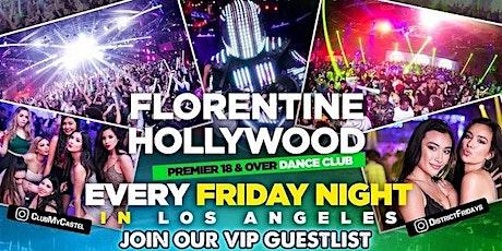 COLLEGE FEST at Club MyCastel 18+ inside Florentine Hollywood tickets
