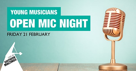 Young Musicians Open Mic Night tickets