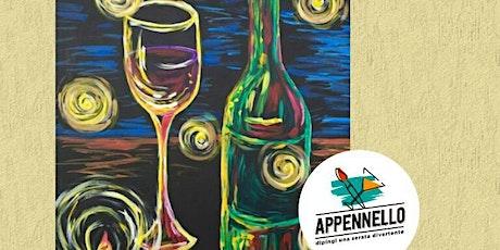 Como: Vin Gogh, un aperitivo Appennello biglietti