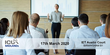 Midlands ICURe Pitch Day Birmingham March 17th 2020 tickets