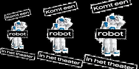 Uitnodiging: Acting Like a Robot tickets