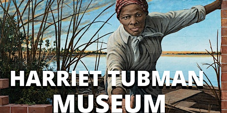 Harriet Tubman Byway Tour - Crab Feast and Dinner! tickets