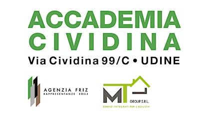 ACCADEMIA CIVIDINA - ISEA (div. REDI) 1 biglietti
