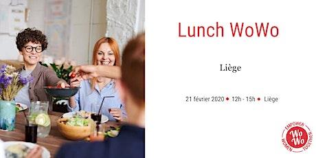 LUNCH WoWo Liège billets