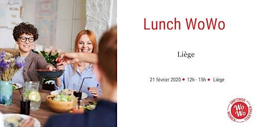 LUNCH WoWo Liège